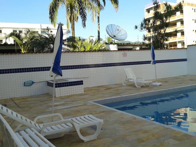 NEW APARTMENT IN ITAGUÁ BEACH! - Ubatuba - Leilighet