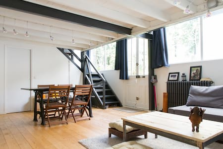 Artist House in Paris ! 70m2 with terrace - Paris - Loft