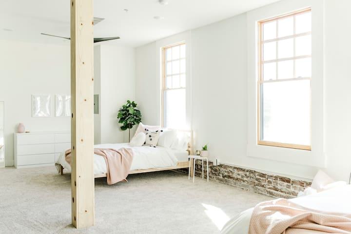 Kingsburg Studio Loft