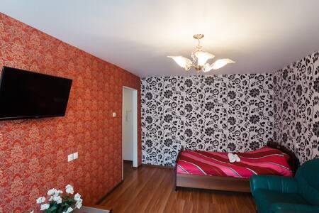 1 room, Wi Fi, 2 man - 沃洛格達(Vologda)