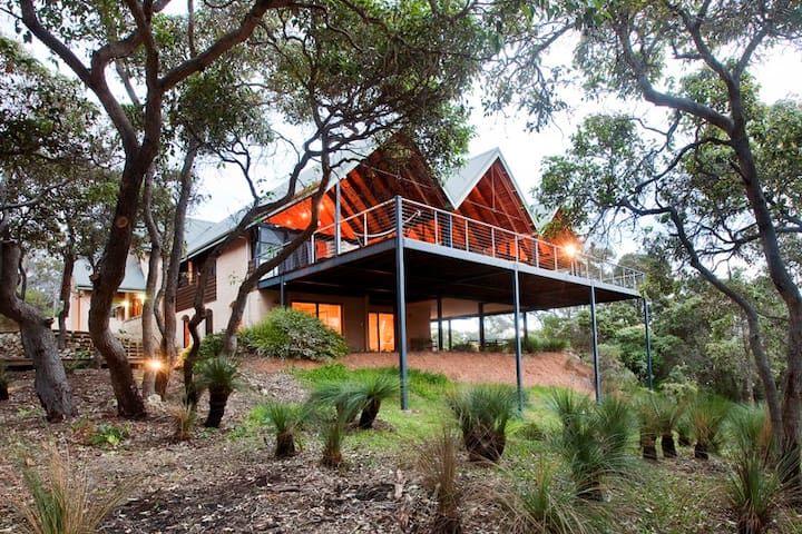 The Tree House, Eagle Bay