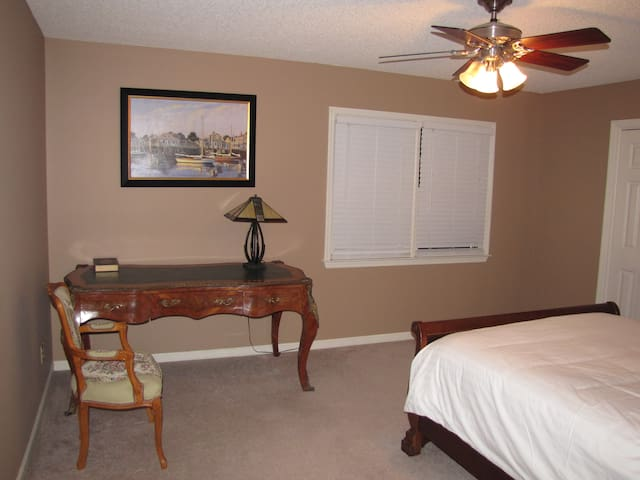 Beautiful forest very safe area, 2 rooms 4 people - Savannah