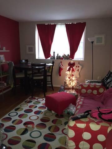 Cool 2 Bedroom Condo in NE DC- Inauguration Ready! - Вашингтон - Кондоминиум