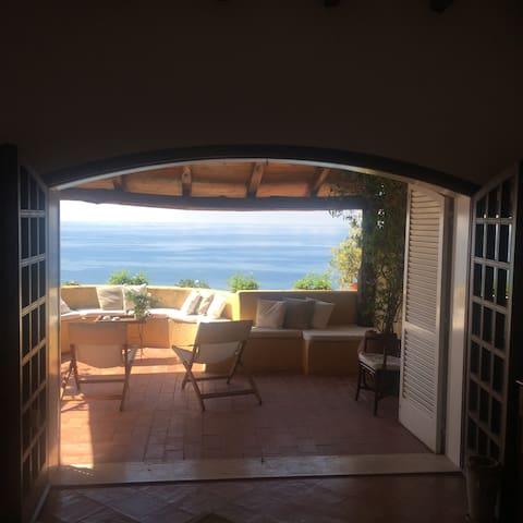 Appartamento con vista Isole Pontine - San Felice Circeo - Byt