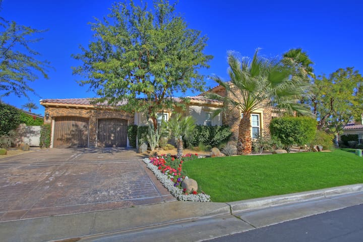 PRIVATE POOL HOME - COACHELLA/STAGECOACH/TENNIS - Indian Wells - Casa