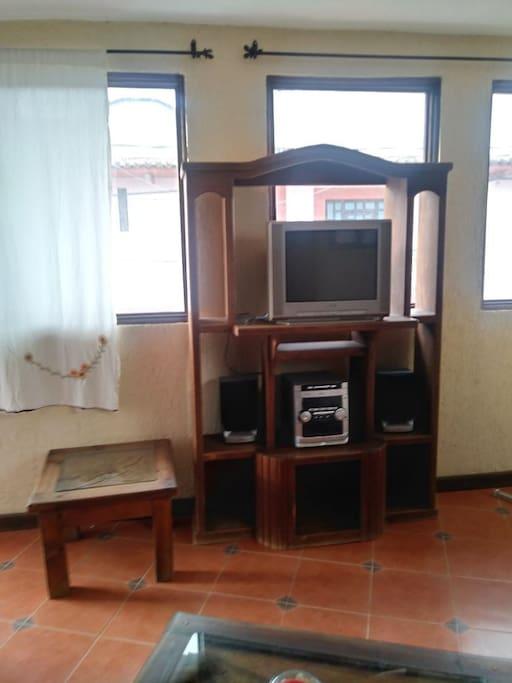 Sala de estar/living