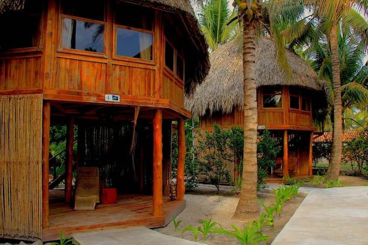 Bungalo # 6 ó 7  · Bungalo # 6 ó 7  · Bungalo # 6 ó 7  · Bungalo # 6 ó 7  · Tortuga Village, Costa Del Sol, Bungalo de pareja
