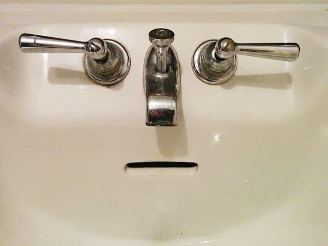 A friendly face