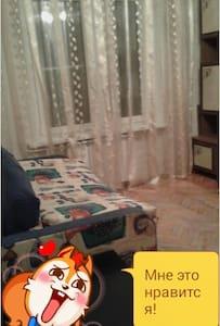 комната 18 кв.м,душ,туалет,кухня - Apartament