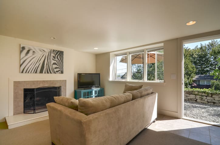 Madrona Apartment in Great Location - Seattle - Apartment