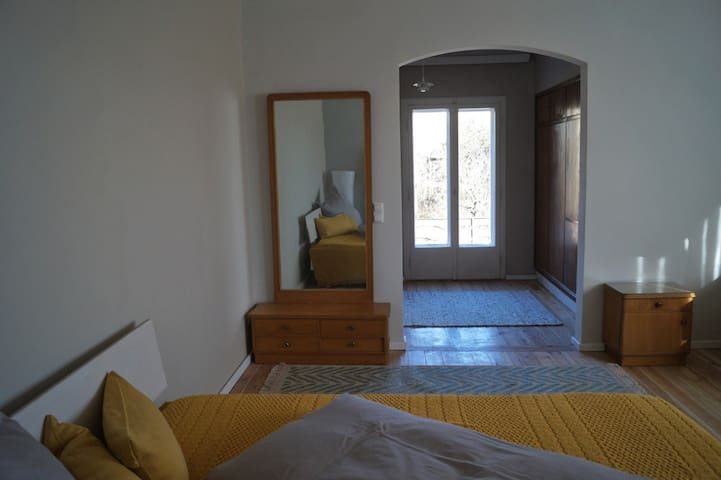 Large room in a beautiful old villa at the park