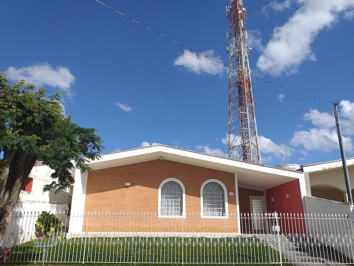 Pousada Guaxupé