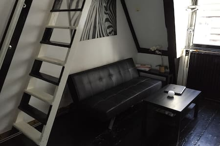 Cozy studio in the heart of Amsterdam - Ámsterdam - Otros
