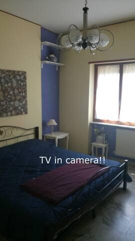 "Camera 1 ""PROVENZA"" - TV in camera."