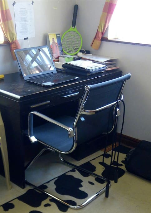 Working area, home office