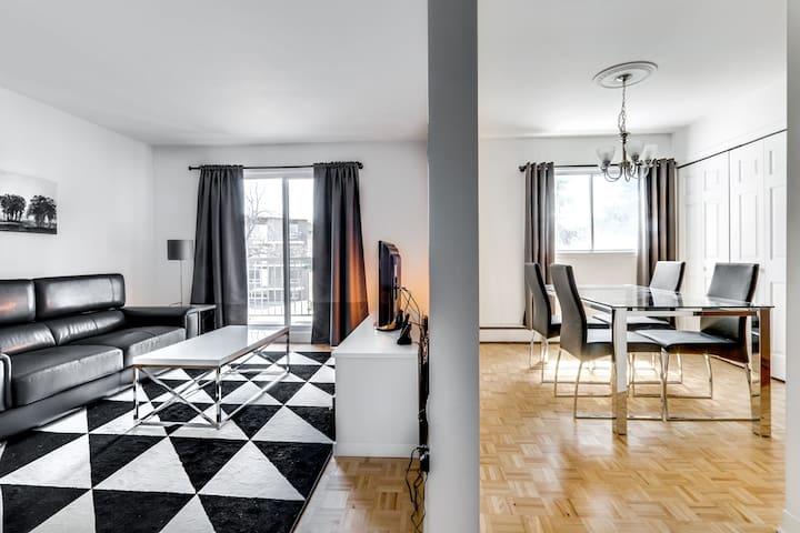 Neilson - Quebec - Apartamento