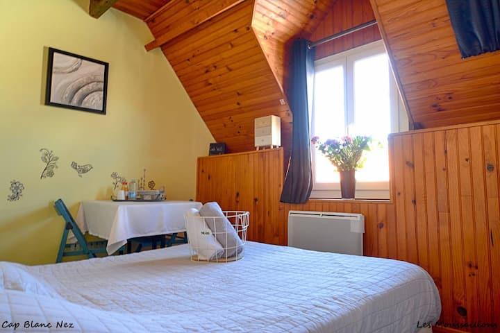 Chambre d'hôte Le Cap Blanc Nez - Les Moussaillons