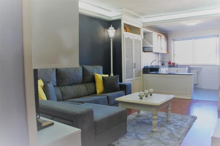 Apartamento Lugo Centro