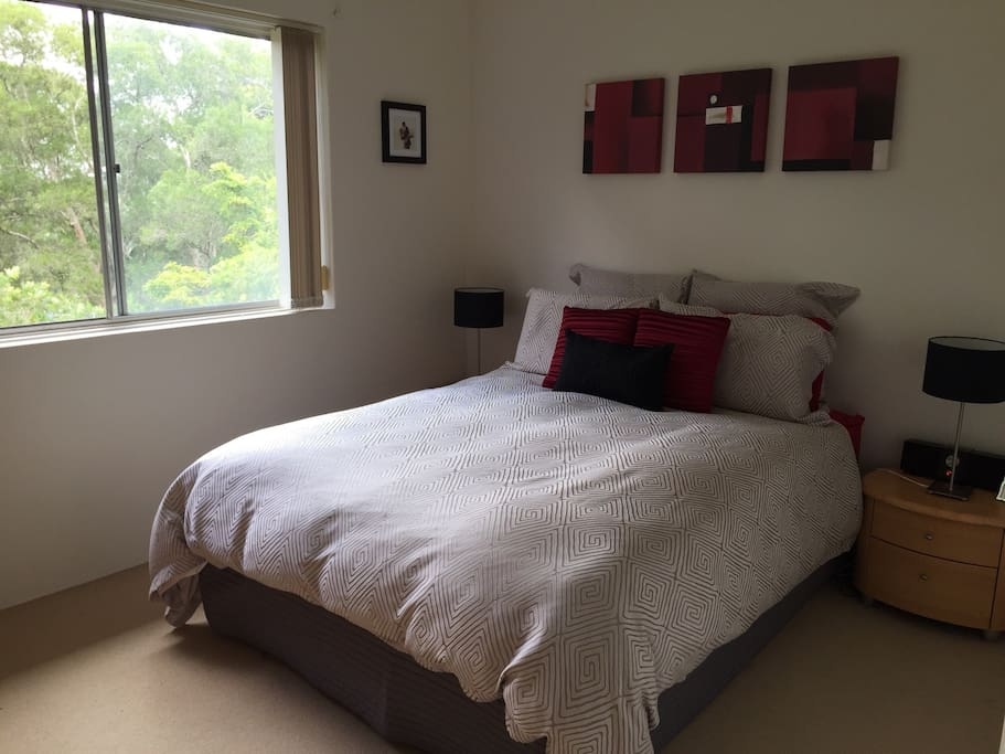 Main bedroom