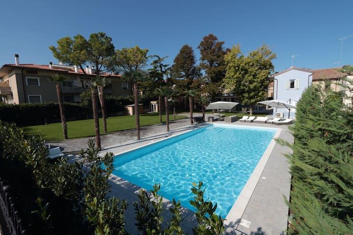Modern Villa Giada with a swimming pool - Fano - Villa
