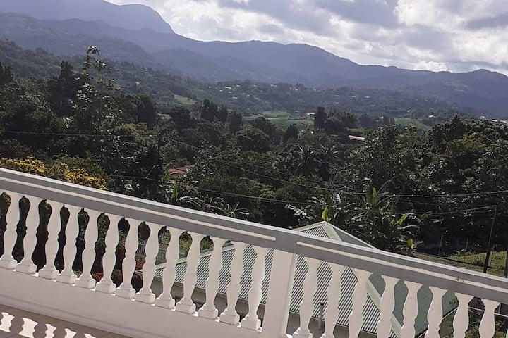 Villa Fleurs des Tropik