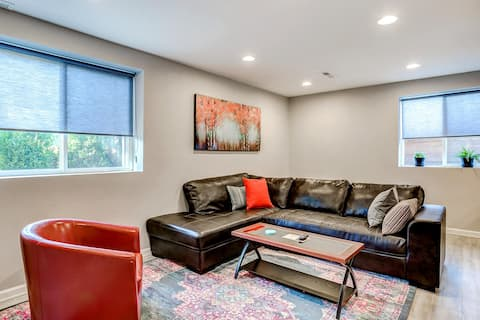Great location - close to downtown, RiNo