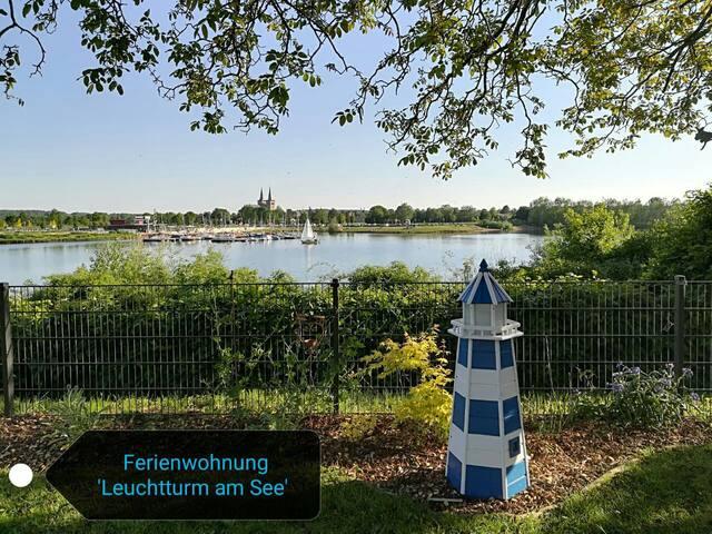 """Ferienwohnung """"Leuchtturm am See"""""""