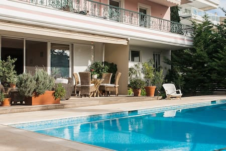 Sunny apartment 4 min from sea - วูลา - อพาร์ทเมนท์
