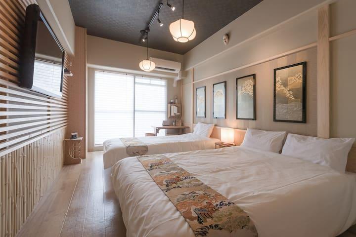 [Cozy Japanese Room] Shin-Osaka 8min walk FreeWifi - Higashiyodogawa-ku, Ōsaka-shi