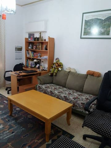 Central 2,5R Apt in Green Haifa - Haifa - Apartmen