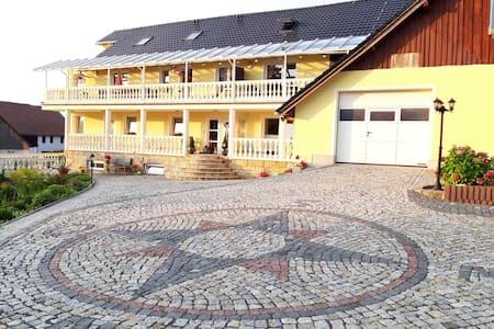 Appartement confortable avec balcon à Kirnitzschtal, Saxe