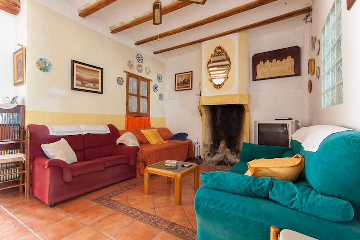 Townhouse with wifi for the family - Pinet - Casa