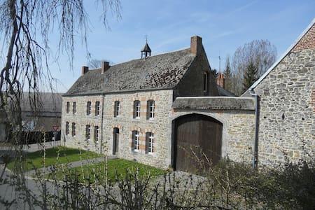 Chambre de charme - Bas-Lieu - Haus