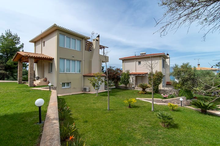 Luxury Villa 2 in the Peloponnese