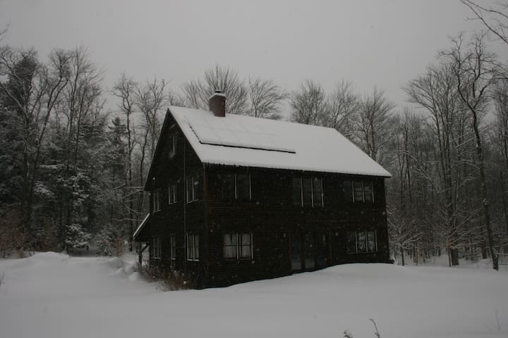 Ski Loft, Winter/Bike Hike Haven - Stowe - 단독주택