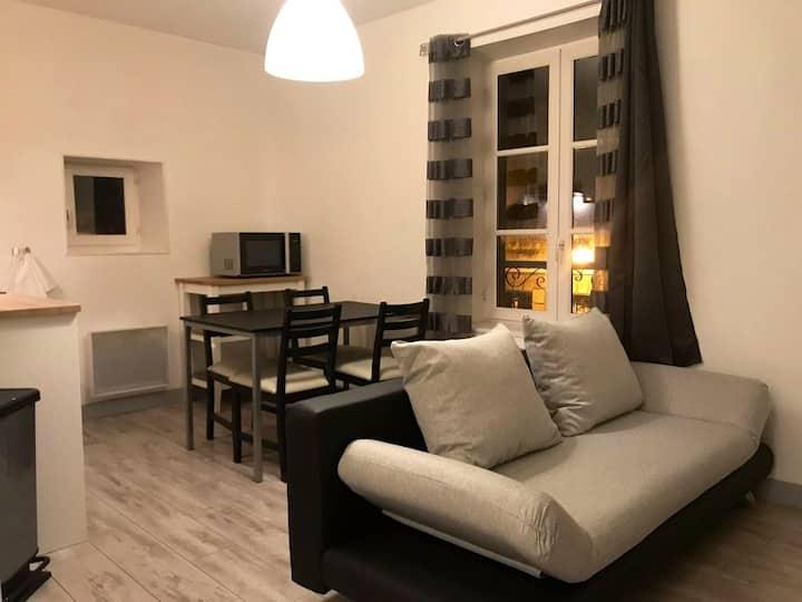 Appartement équipé au centre de Soissons