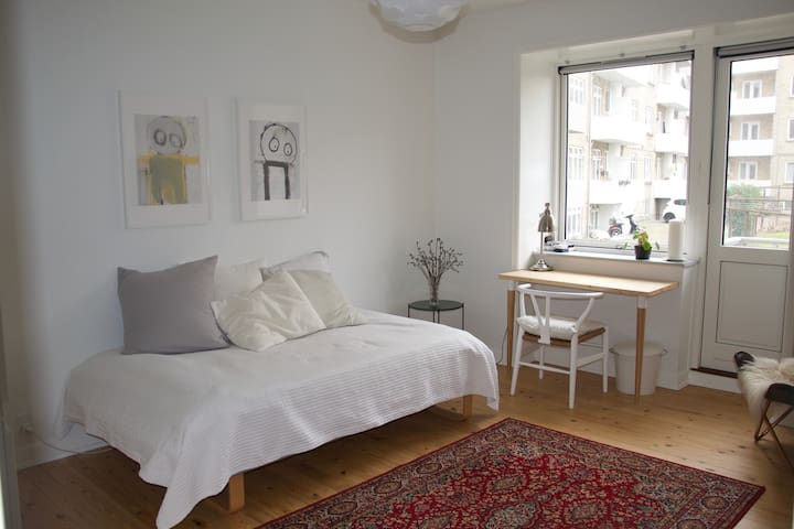 Big and cosy aparment in Aarhus C