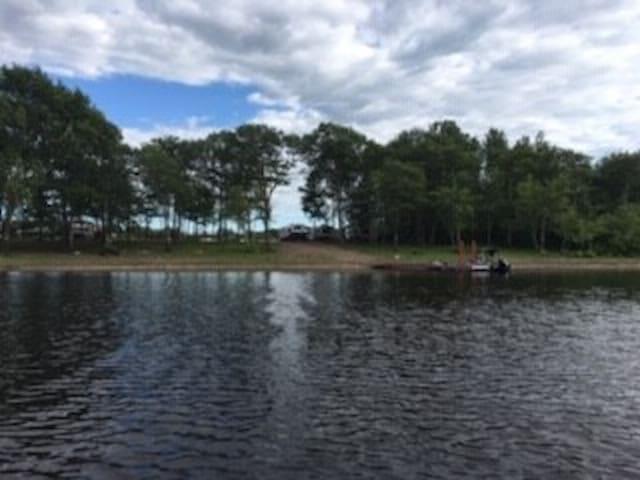 Range Wharf Seasonal Camping Lots