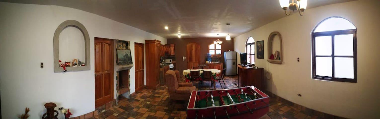 Apartamento completo en Bella Vista Jocotenango
