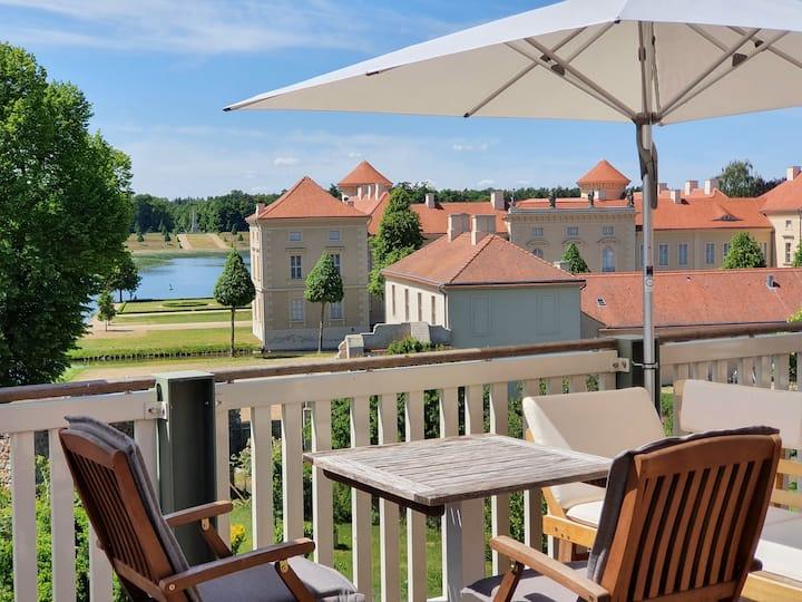 """LoggiaHaus am Schloss, """"Ronja"""" Penthousewohnung"""