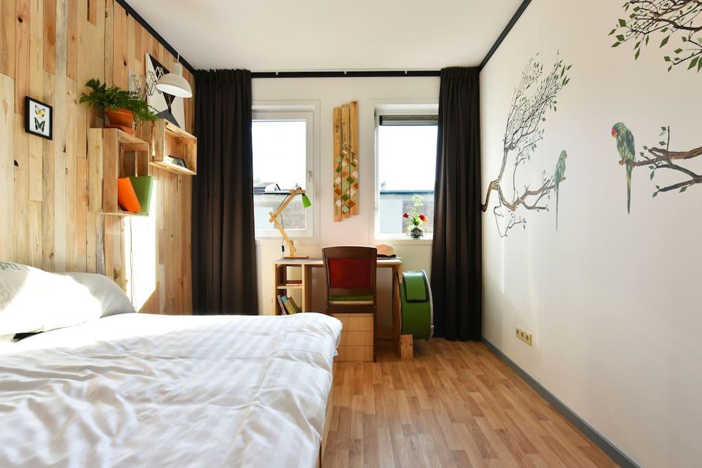 Hotel jansen amsterdam vondel chambres d 39 h tes louer amsterdam noord holland pays bas - Chambre a louer amsterdam ...