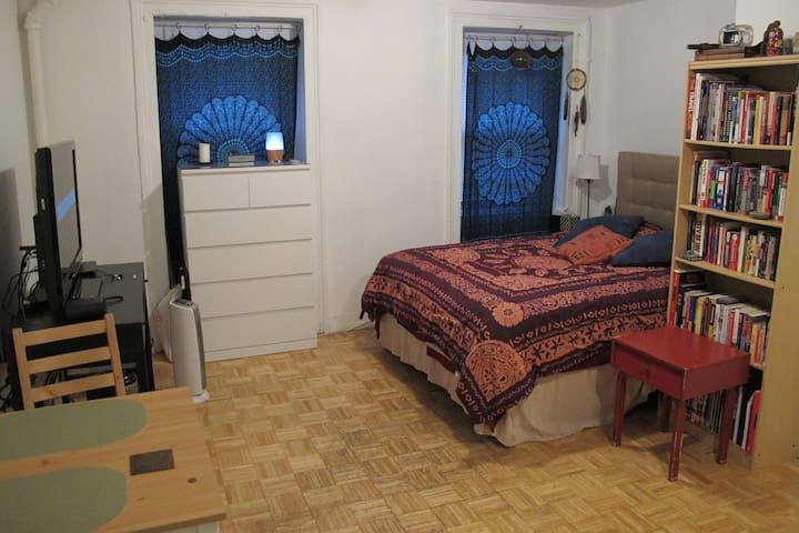 Spacious Studio in Fort Greene, Brooklyn