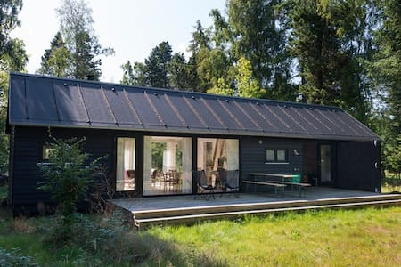 Cottage at Tisvilde hegn - Frederiksværk - Doğa içinde pansiyon