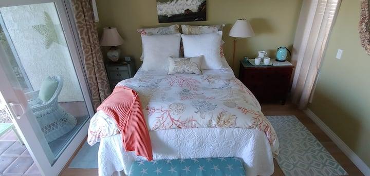 Back Bay Luxury Guestroom, great hotel alternative