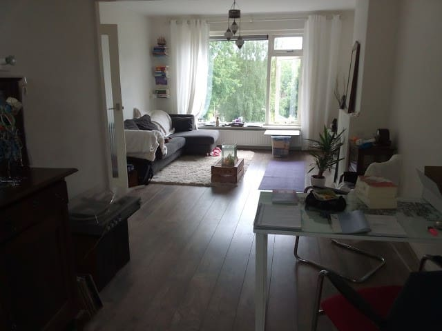 Goed bereikbaar appartement - Zwolle - Appartement