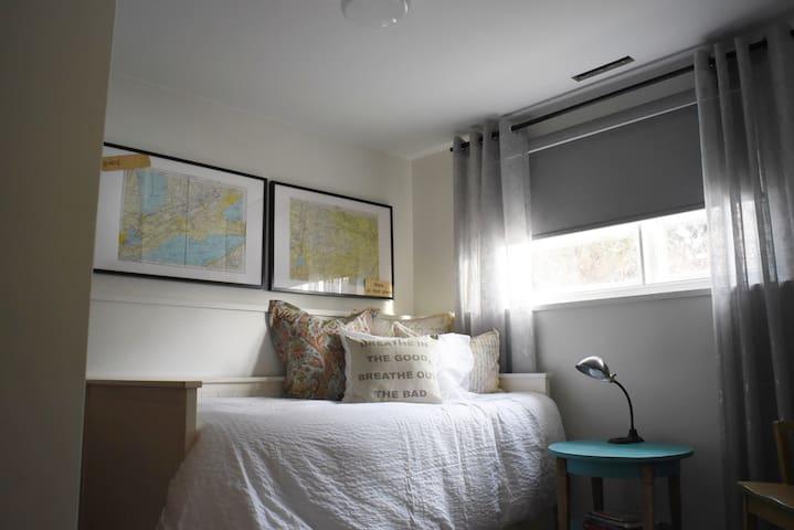 Bedroom 2-  Single or king??