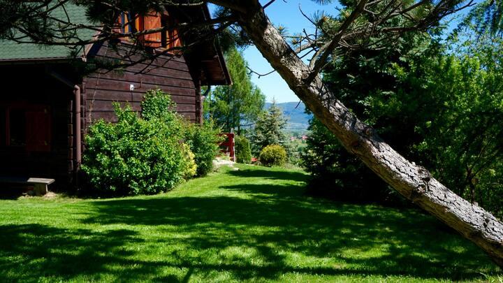 Dom z widokiem na relax. Marthy's House