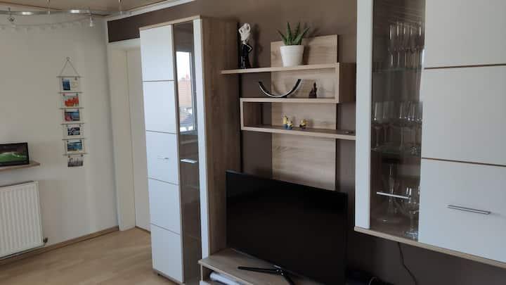 Schöne, helle 3 Zimmer-Whg zur Zwischenmiete
