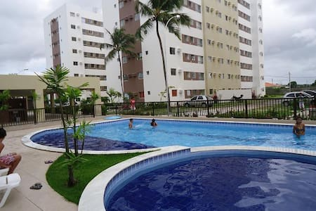 Apartment on the beach of Janga, near Olinda - Paulista - Appartement