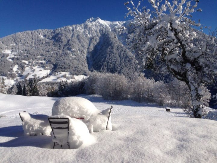 Chalet du Bersend-Outray